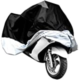Wonderoto Motorbike/bicycle Outdoor Cover,Breathable, Water Resistant Dustproof Ultra Violet Protective