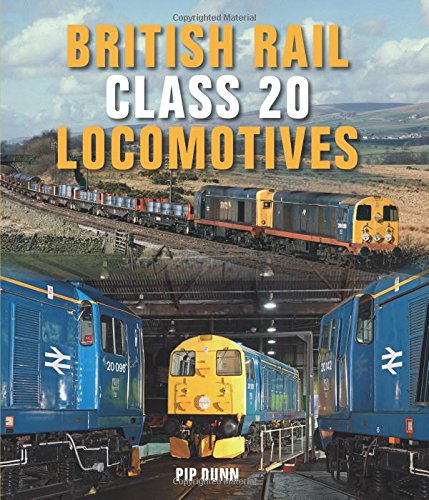Download British Rail Class 20 Locomotives PDF