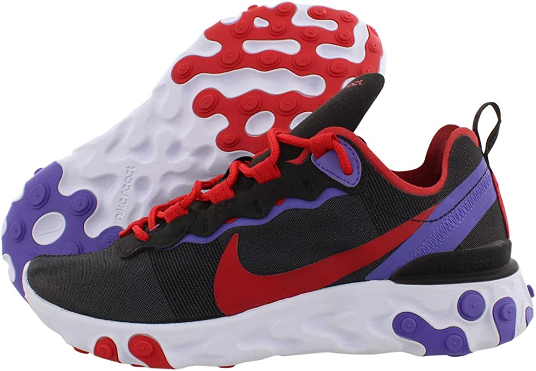 NIKE W React Element 55, Zapatillas de Running para Mujer: Nike ...