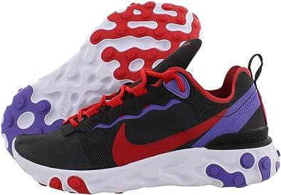 NIKE W React Element 55, Zapatillas de Running para Mujer: Nike: Amazon.es: Zapatos y complementos