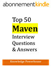 Top 50 Maven Interview Questions (English Edition)