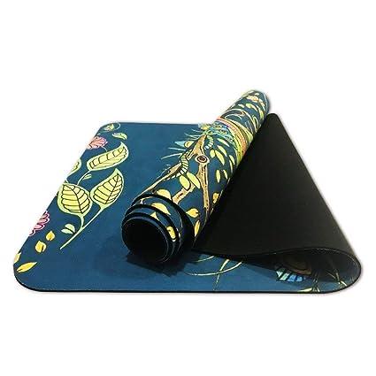 Amazon.com: YQSMYSW Body Mat Non-Slip Travel Yoga Mat Long ...
