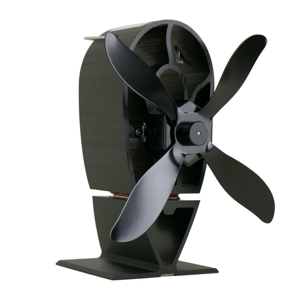Generic ventilador de estufa Ecofan ballena forma: Amazon.es: Bricolaje y herramientas