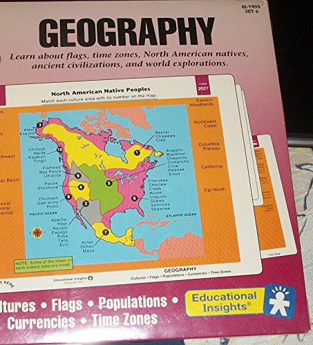 - Geosafari Geography Ei-7905