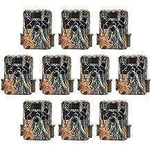 Browning Trail Cameras Strike Force Elite HD 10MP Game Camera, 10 Pack | BTC5HDE