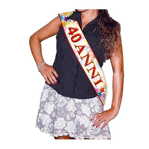 Big Party Banda Cumpleaños 60 años, Color, 81456: Amazon.es ...