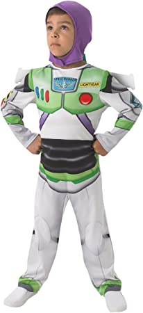 Disney - Disfraz Buzz Lightyear para niños, talla L (I-610386L ...