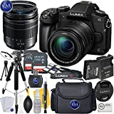 Panasonic Lumix DMC-G85 Mirrorless Digital Camera w/ 12-60mm Lens + 2 x 32GB Memory + Premium Photo Accessory Bundle