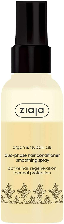 Ziaja Argán Spray Acondicionador Capilar Bifásico Suavizante 125 ml (ZAG16290)