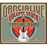 GarciaLive Volume Seven: November 8th 1976 Sophie's Palo Alto [2 CD]
