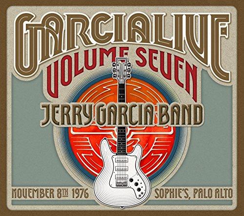 GarciaLive, Vol. 7, November 8th 1976 Sophie's, Palo Alto