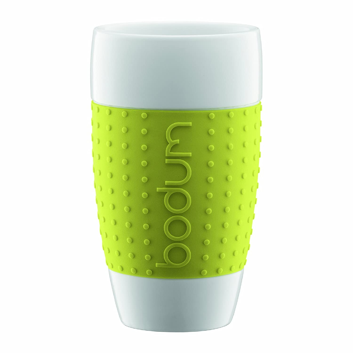 Amazon.com: Bodum 17 Ounce Pavina Porcelain Cups With Silicone Grip, Green,  Set Of 2: Kitchen U0026 Dining Home Design Ideas