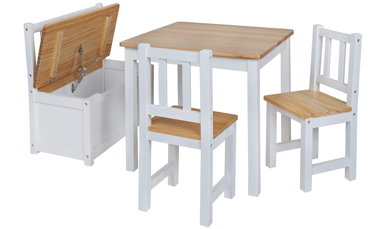 Leander Hochstuhl Anleitung ~ Original impag® kinder sitzgruppe großes kinderzimmer set 1 tisch