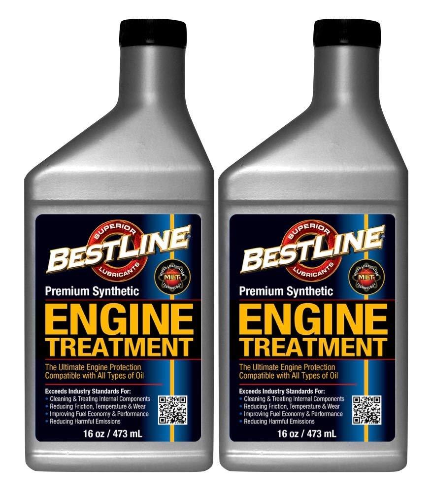 BestLine Engine Treatment 2 Pack