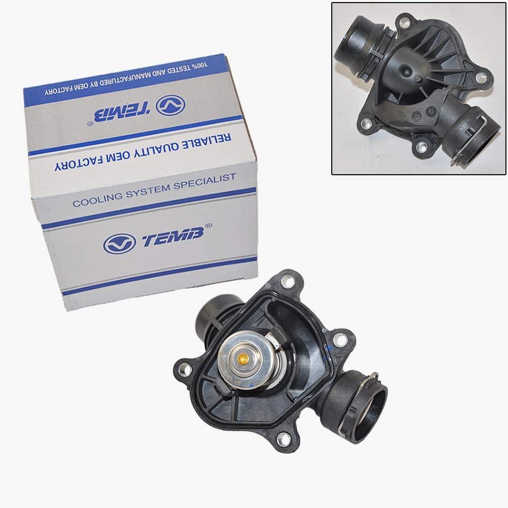 Engine Thermostat w// Seal BMW 335d X5 xDrive35d 3.0L 2009-2013
