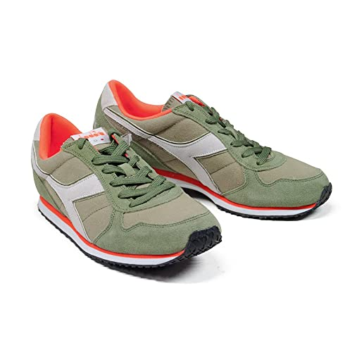 92bc835ea9a Diadora Zapatillas para hombre Green Rosemary  Amazon.es  Zapatos y  complementos