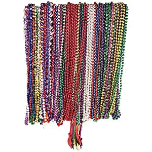 100 Piece Bead Assortment: package of 100