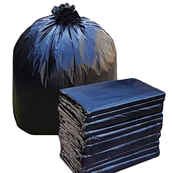 Tall Kitchen Trash Bags, JORRIS 13 Gallon Strong Multipurpose Black Garbage  Bags For Trash Can