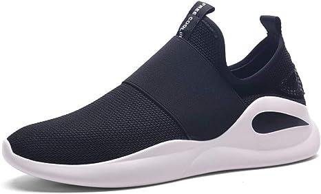 ZYF Calzado para Hombres Zapatos Tenis Zapatos Casuales