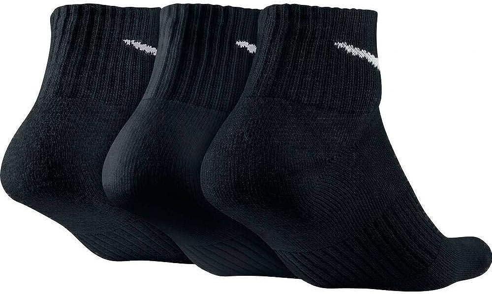 Calcetines unisex paquete de 3 unidades Nike 3PPK Cushion Quarter