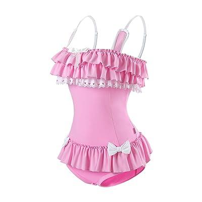 LittleForBig Cotton Fancy Kitty//Bunny Romper Onesie Pajamas Teddy Lingerie One Piece Babydoll Bodysuit