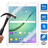 Visibee - Premium Tempered Glass Screen Protector for Samsung Galaxy Tab A 10.1 inch (SM-T580 Series)