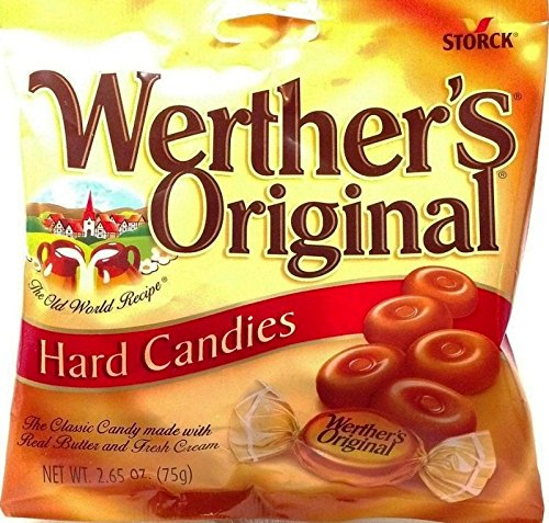 Werthers Original Hard Candies 2.65 Oz (Pack of ()
