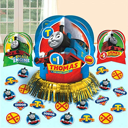Thomas the Tank Engine 'All Aboard Friends' Table Decorating Kit (23pc)