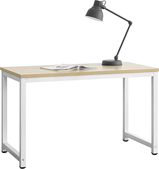 en.casa] Mesa Escritorio Herning Escritorio de Ordenador PC 75 x ...