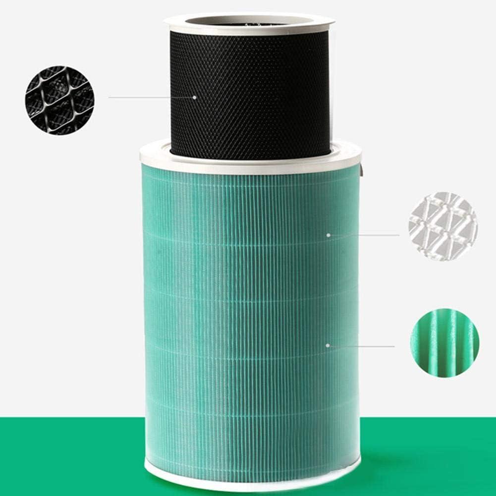 Briskay Filtre Purificateur d\'air Filtre À Charbon Actif Durable À Haute Efficacité pour Xiaomi C
