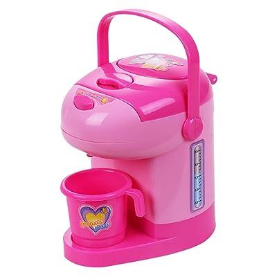 SODIAL bebe enfants du developpement educatif pretendre jouer appareils menagers jouets de menage: distributeur