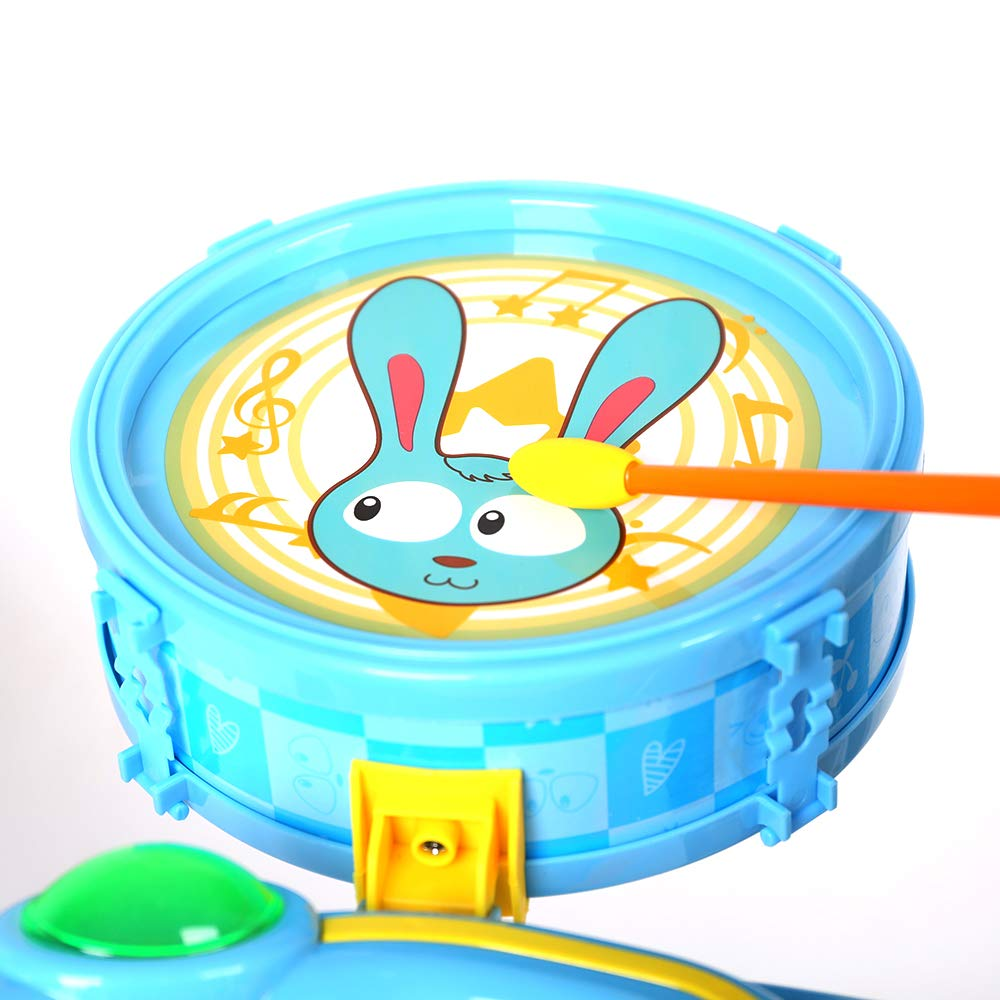 COLORTREE Educational Development Music Toy Electric Beats Jazz Drum and Piano by COLORTREE (Image #5)