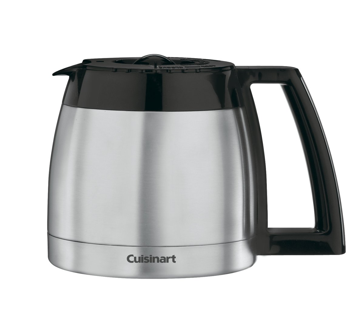 Cuisinart coffee maker stainless steel carafe - Amazon Com Cuisinart Dgb 900bc Grind Brew Thermal 12 Cup Automatic Coffeemaker Drip Coffeemakers Kitchen Dining
