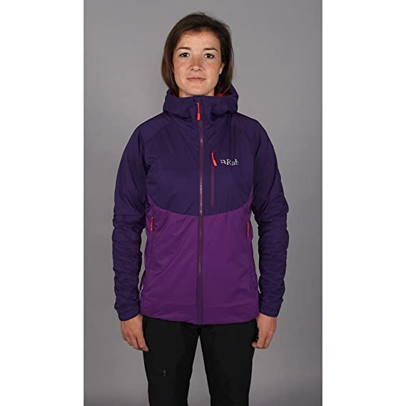 d4f48737f Amazon.com: Rab Alpha Direct Jacket - Women's: Clothing