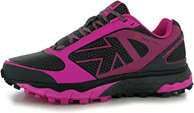 Karrimor - Zapatillas para Correr en montaña de Material Sintético para Mujer, Color Gris, Talla 39: Amazon.es: Zapatos y complementos