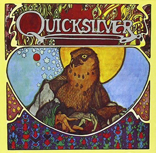 Quickslilver Messenger Service -  Quicksilver - Messenger Band