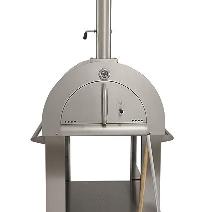 Amazon.com: Kucht K186PO - Horno de pizza profesional de ...