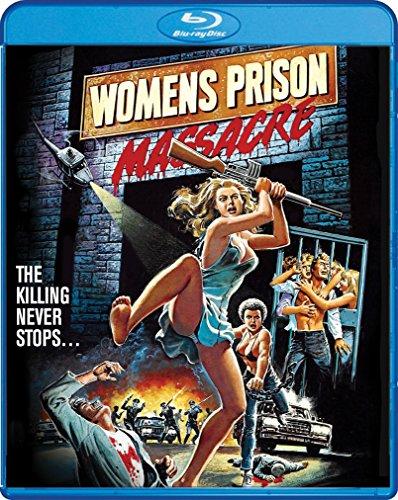 Women's Prison Massacre [Blu-ray]