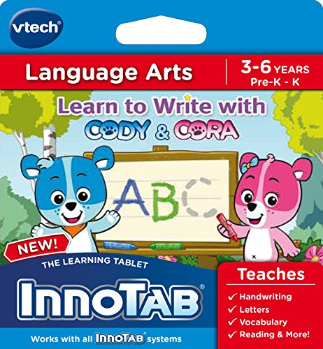 VTech InnoTab Software Learn Write product image