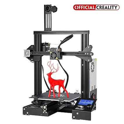 Impresora 3D Creality Ender 3, nueva versión de Ender 3 con ...