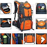 Travel Backpack Ucharge 50L Waterproof Hiking