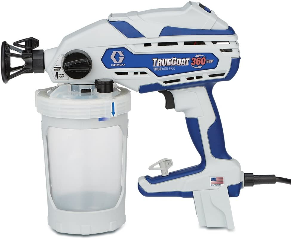 10 Best Cordless Paint Sprayers (Battery-Powered) in 2020