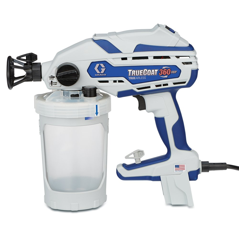 Graco 17D889 TrueCoat 360 VSP Handheld Paint Sprayer by Graco