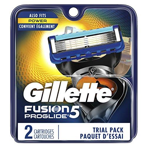 Gillette Fusion Proglide Manual Cartridge Men's Razor Bla...