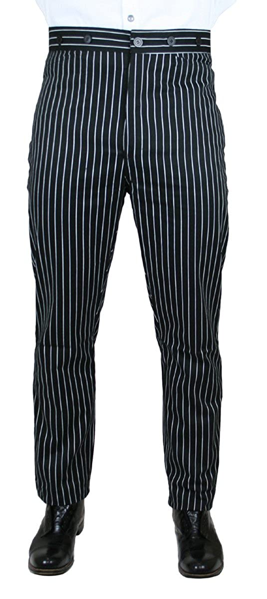 2068dec135a98 These striped pants are loaded with 19th century design details