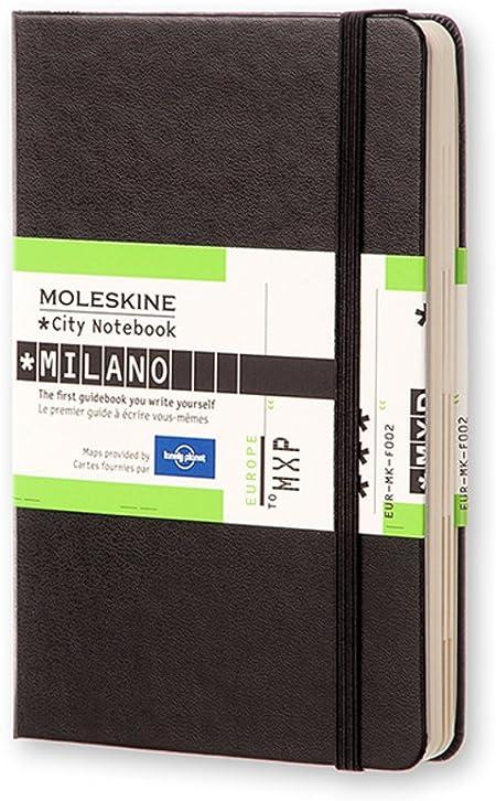 Moleskine CN006 - City notebook con diseño Milán (Moleskine City Notebooks): SIN AUTOR: Amazon.es: Oficina y papelería