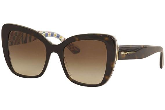 Amazon.com: Dolce & Gabbana D&G DG4348 DG/4348 3217/13 ...