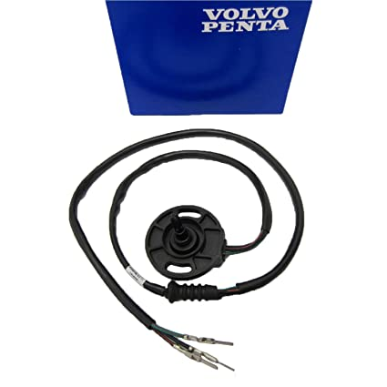 Amazon.com: Volvo Penta 21484383 OEM Trim & Tilt Sender/Sensor SX-A, DPS-A, DPS-B: Automotive