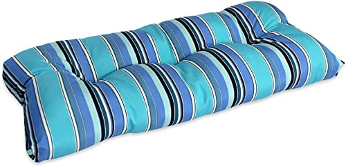 Comfort Classics Inc. Sunbrella Outdoor Wicker Settee Cushion