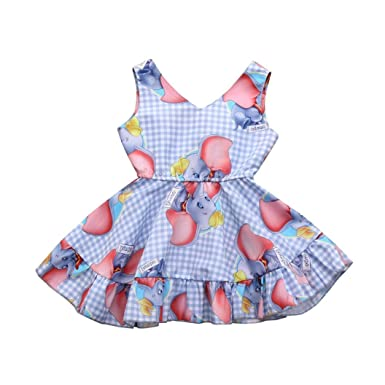 2a336345b Bellelove Baby Girls Summer Dress